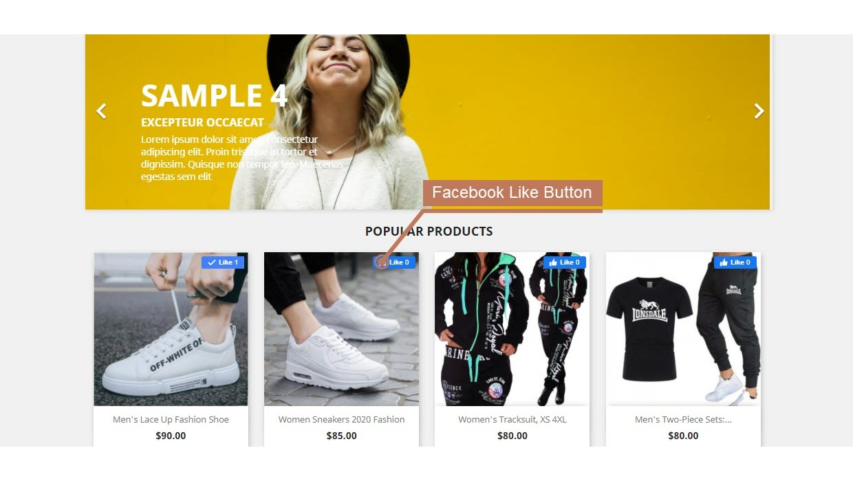 Facebook Integration - Shop Tab,...