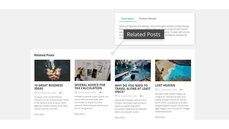 Business Blog Pro PrestaShop Module