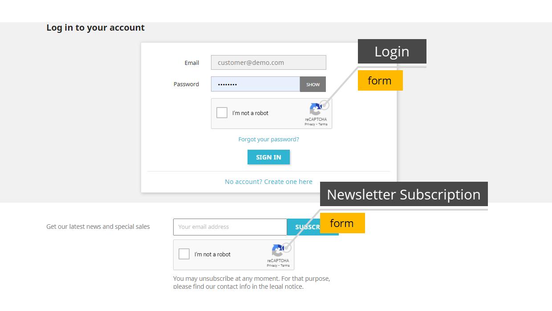 CAPTCHA + Spam Filter / Email...